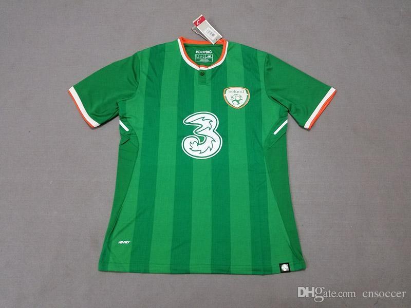 2019 Thailand 2018 2019 Ireland Soccer Jerseys Republic Of Ireland National Jersey  2019 Home Away Football Soccer Shirts From Cnsoccer 23f137389
