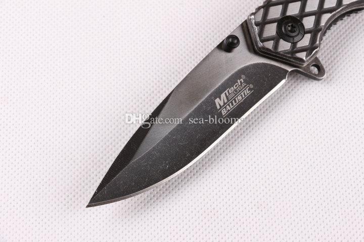 201511 Mtech cartella A891 coltello pieghevole coltelli da sopravvivenza all'aperto Coltelli tattici all'aperto Coltello popolare nuovo nella scatola originale B626L