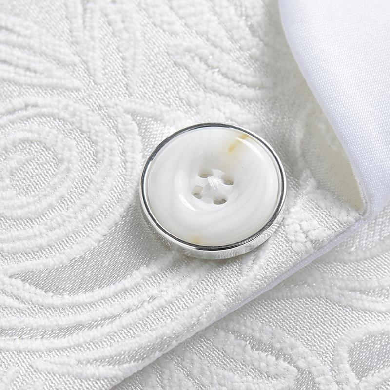 Feu Kirin Costume Hommes 2017 Dernière Manteau Pantalon Modèles Blanc De Mariage Smokings Pour Hommes Slim Fit Hommes Imprimé Costumes Marque Vêtements Q315