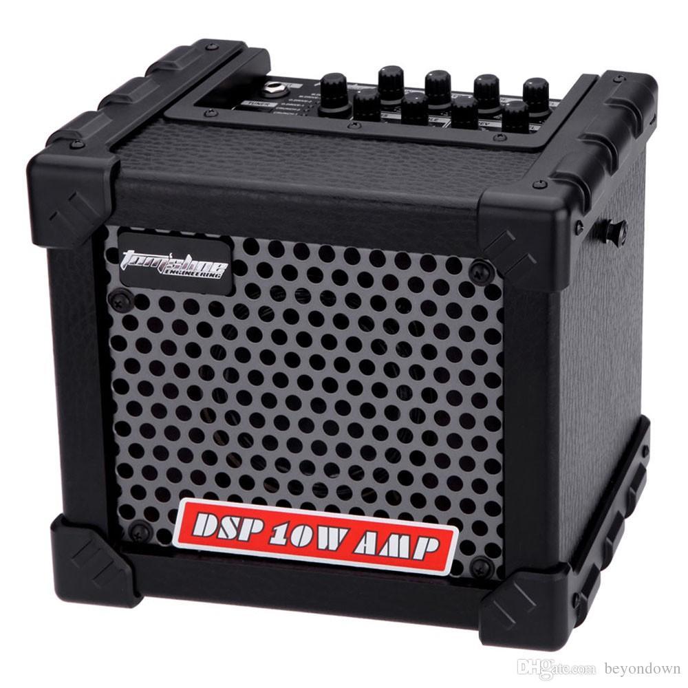 best aroma tm 05 10w electric guitar amp amplifier speaker built in tuner tap function effect. Black Bedroom Furniture Sets. Home Design Ideas