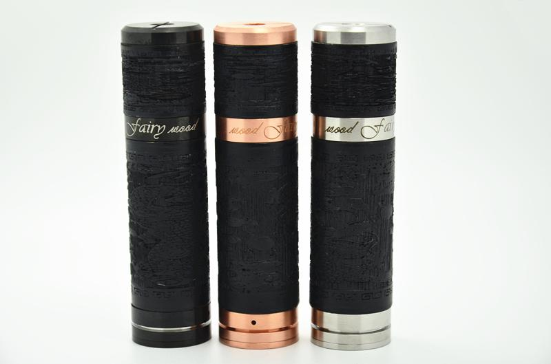 Ebony pulse tube