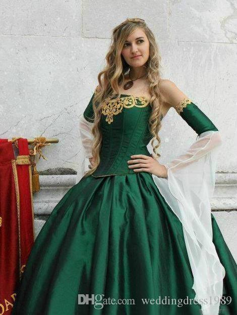Trendy Strapless Green Evening Dresses Applique Satin Long Sleeve Vestidos De Festa Long Party Dress Prom Formal Pageant Celebrity Gowns