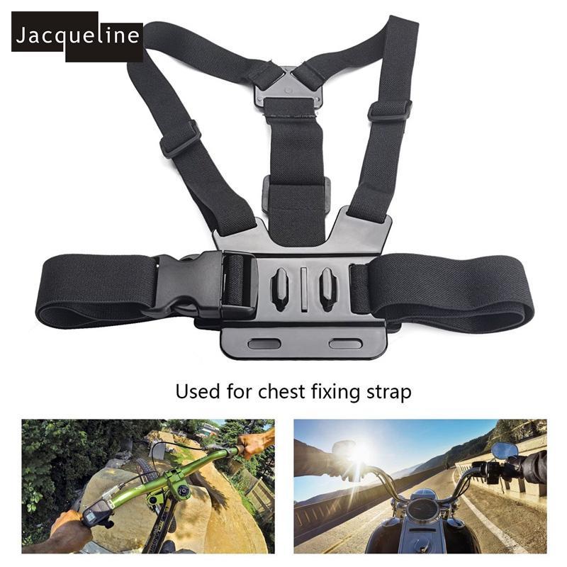 Freeshipping kits for Accessories Kit Selfie Monopod w/Phone Lock Bracket Clip For GoPro hero 5 4 3+2 SJCAM/SJ6000/Xiaomi yi/EKEN