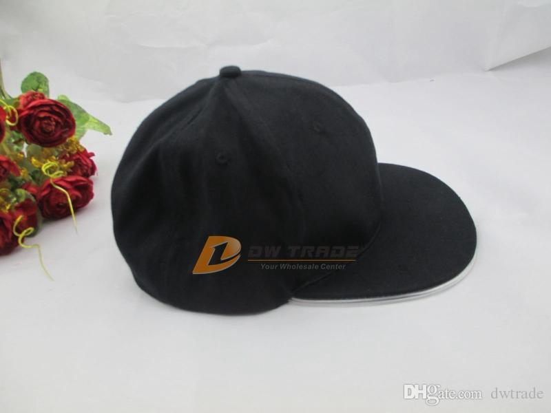 Загораются для взрослых мяч шляпа свет шляпа руками украшение шляпы танцы шляпа этапа шапки Рождество шляпу J120904#