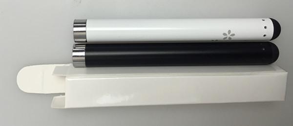 Аккумуляторная батарея с сенсорным экраном 510-ниточная батарея для воскового масла, картридж, испаритель 280 мАч, сенсорная батарея