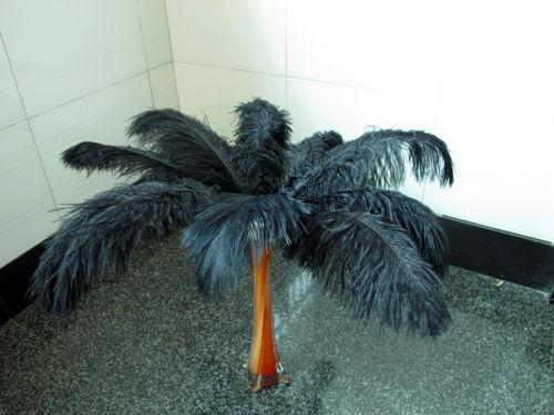 wholesale 12-14inch Ostrich Feather Plume White,Royal bule,Black,Turquoise,Pink,Yellow Purple Red Ivory Gold Orange