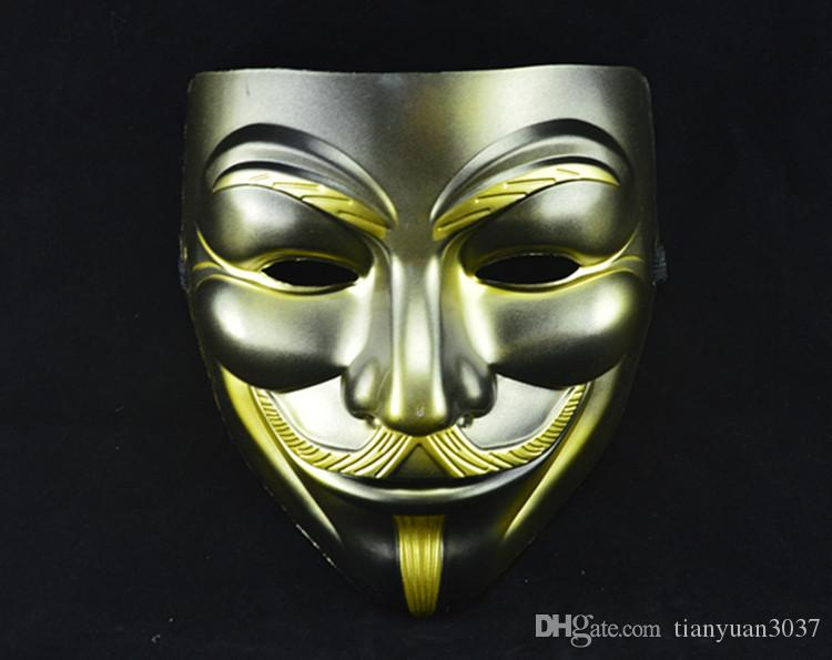 halloween christmas cool mask v for vendetta anonymous movie guy fawkes vendetta mask cosplay costume ty933 costume party masks costume party themes from