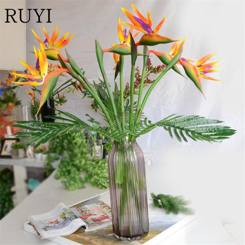 2018 Quality Artificial Plants Feel Paradise Bird Fake Flower Cloth Wedding  Living Room Bedroom With Flowers Decoration From Home1688, $21.23 |  Dhgate.Com