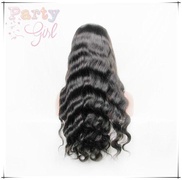 Pelucas llenas brasileñas del cabello humano del cordón de Glueless de la Virgen para las mujeres negras Peluca delantera del pelo 100 de la peluca del frente del cordón para los afroamericanos