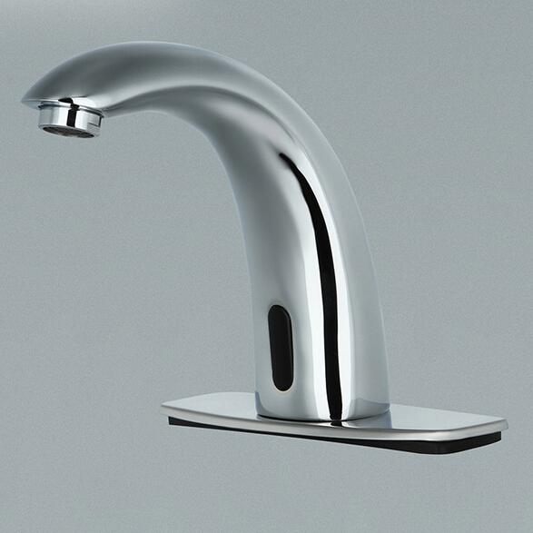 Best Automatic Inflared Sensor Faucet For Kitchen Bathroom Sink ...