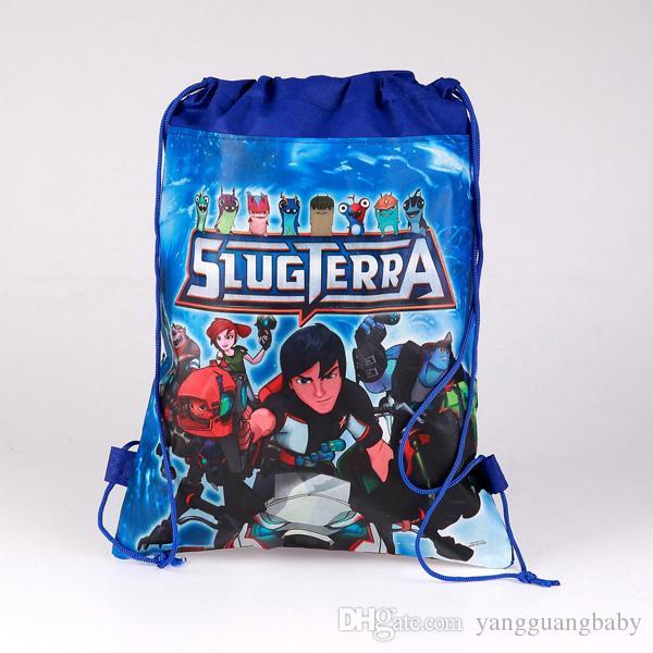 Slugterra Slug Cross Body Messenger Bag