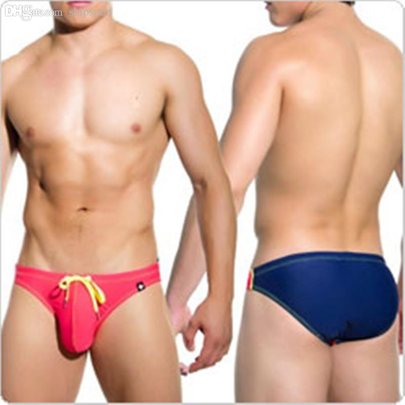 Shop mens swimwear cheap sale online, you can buy sexy bikini swimwear, swimming jammer, short swim trunks and sheer swimwear birefs for men and more at wholesale prices on oraplanrans.tk FREE shipping available worldwide.