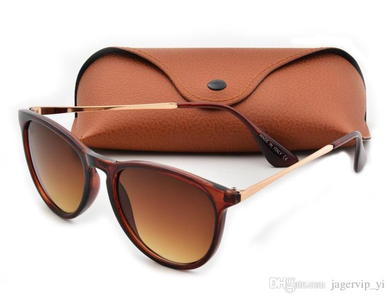 4 couleur Haute qualité Marque Designer Mode Lunettes De Soleil Hommes Femmes UV400 Protection Sport Vintage Lunettes De Soleil Goggle Avec Bworn box