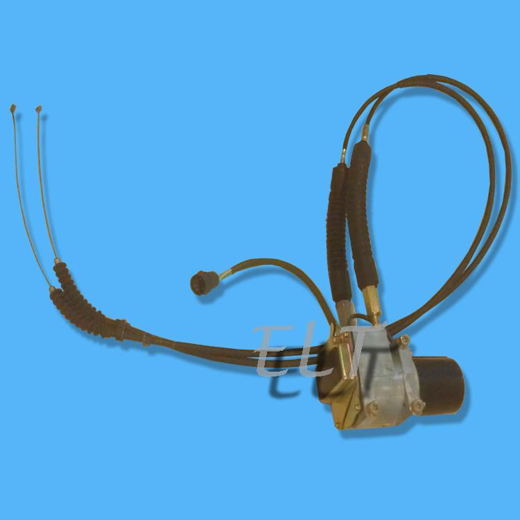 스로틀 모터 247-5227 가속기 모터 맞춤 굴삭기 E312