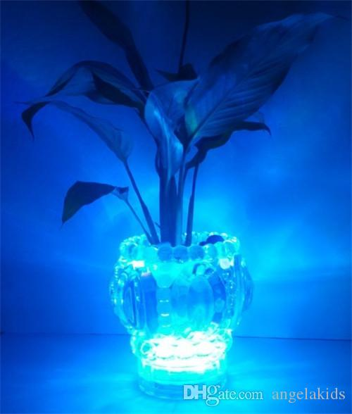 The Spot LED Remote Waterproof Electronic Candles The Water Light Fish Lantern Lamp Outdoor Indoor Decorative Light Atmosphere Heat In 2015