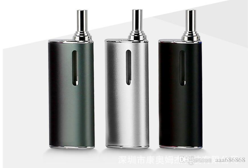 E-cigarette kits large smoke quitters vape vaporizer basic kit battery 2200mah usb charge 510 thread vape pen kits