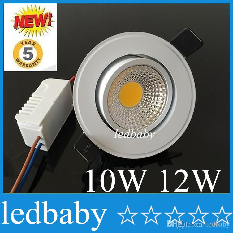 New Arrvial Nature White 4000k Led Cob Down Lights 120
