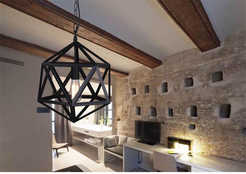Halogen LED Pendant Lamps E12 E14 E27 Lamp Base110V 220V Voltage LED Incandescent Pendant Lamps Fit for Living Room ty-002