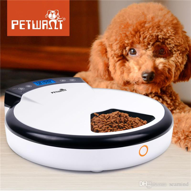 of copy feeders pf pet automatic display feeder with en displayonline lcd shopping large picture