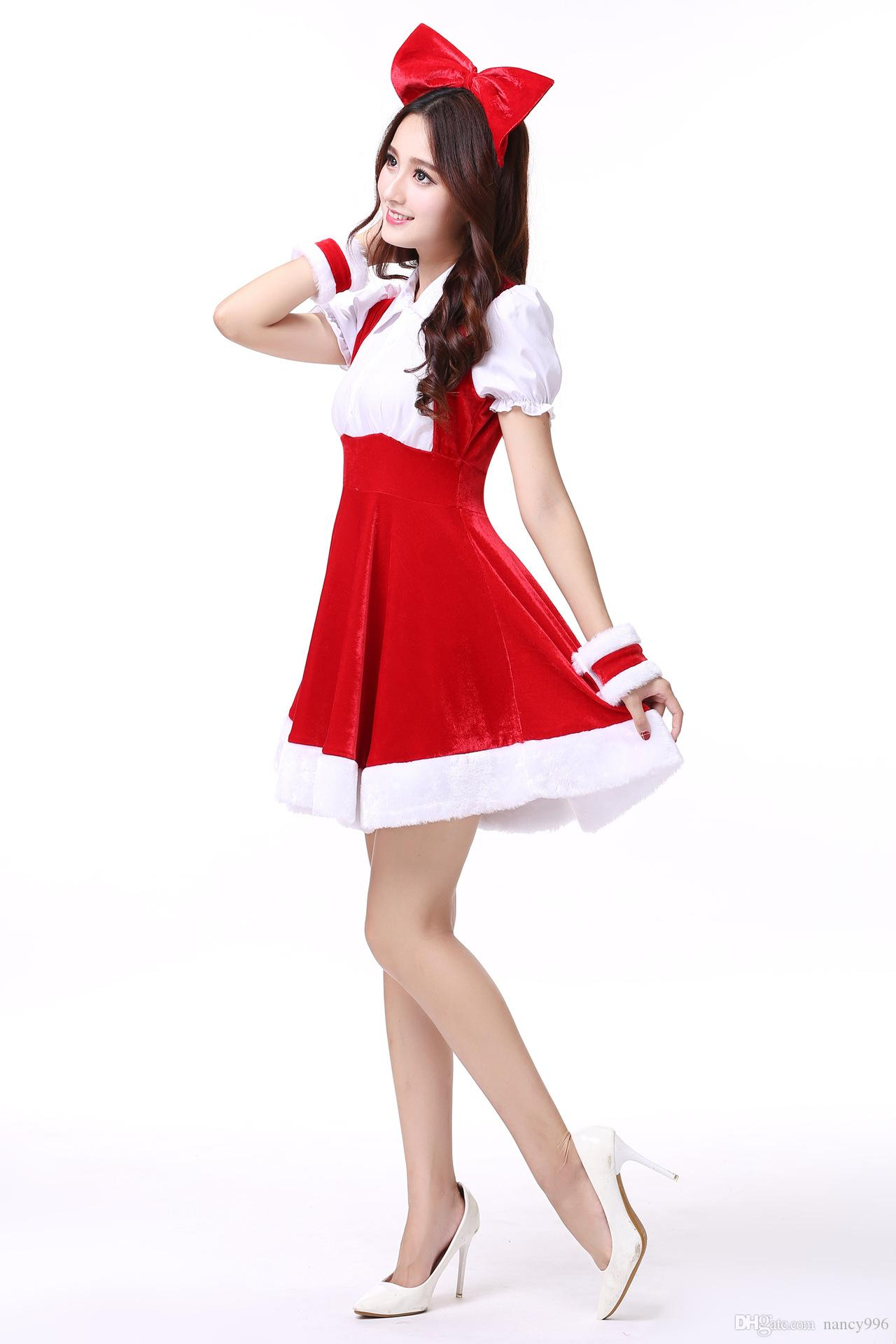 europe and the united states christmas costumes the girls dress adult evening ds stage costumes role playing halloween themes for work dogs halloween