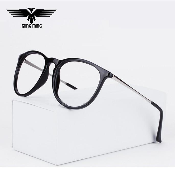 2018 2015 new fashion spectacles brand eyeglasses frame optical eye glasses frames men women What style glasses are in fashion 2015