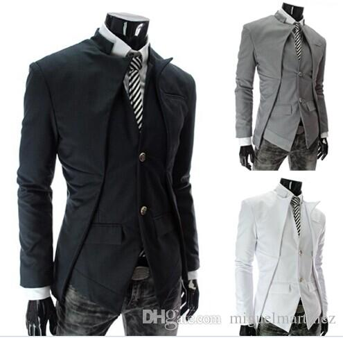 2017 Size M Xxl Cheap Best Mens Casual Suits Coat Men'S Business ...