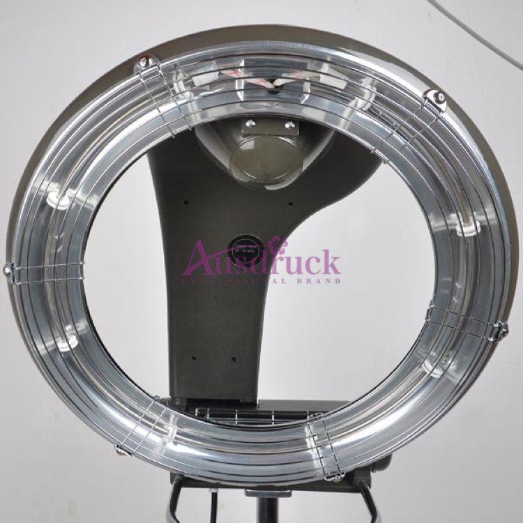 Livraison gratuite Pro soin des cheveux machine à roues sèche-cheveux chauffants