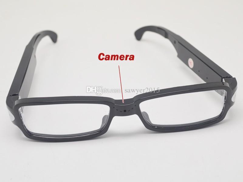 Hd Spy Glasses Camera 1920*1080p Eyeglasses Hidden Spy Camera ...