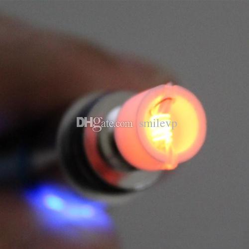 Ecig Wax Globe Atomizer Tank Vaporizer Glass Bulb for Dry Herb Glassomizer Ceramic Coils 510 thread