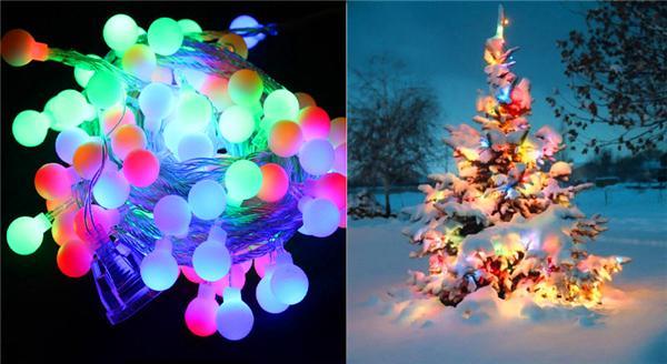 Light Led Foe Wedding Led Wedding Decoration LED Wedding Fairy Lights Solar Christmas Decorations Outdoor String Lights Colorful
