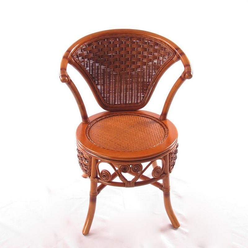 2018 Enron House Balcony Wicker Chairs Rocking Lounge Chair Simple Study Computer Old Fashion Small Waist From Xwt5242 778 54 Dhgate