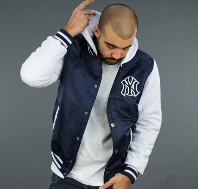 Online Cheap Sweatshirts Men Hoodies New York Ny Logo Waterproof ...