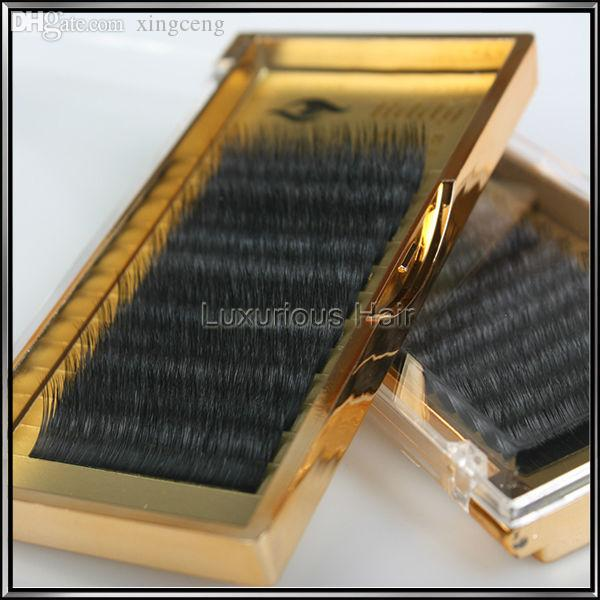 Wholesale 7a Extension Eyelashes Handmade Eyelashes Package