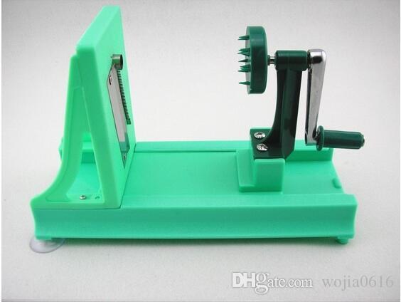 Japanse multifunctionele draaiende snijgroenten apparatuur draaien slicer snijgroenten shredder