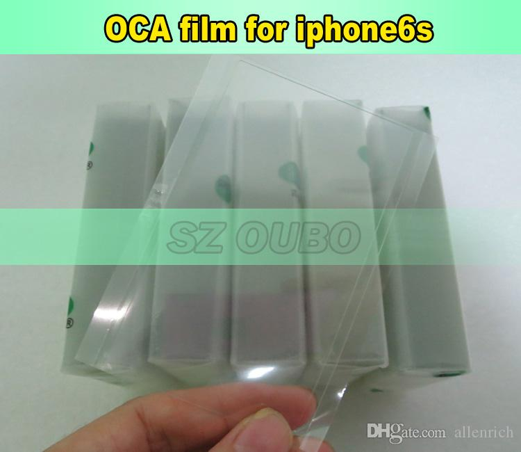 Mitsubishi OCA Glue For iPhone 6S 4.7inch Optical Clear Adhesive Double Sided Sticker 250um For Cracked LCD Repair