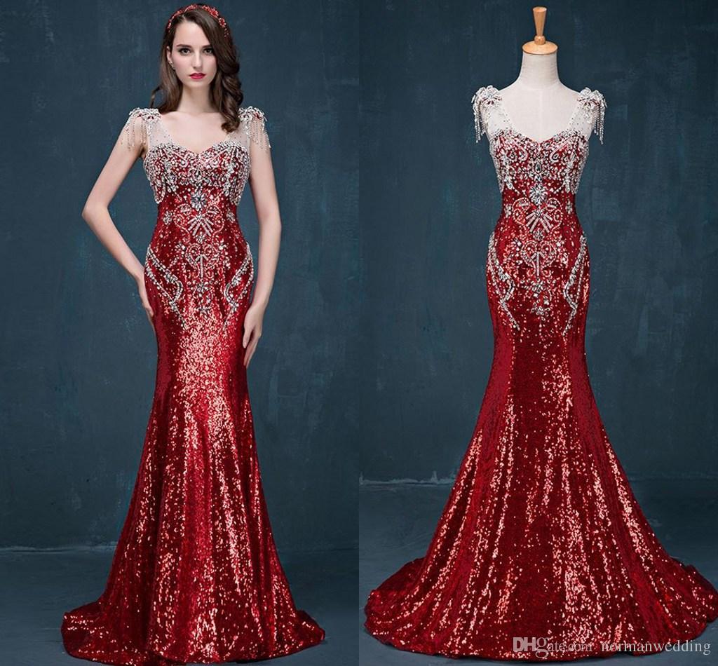 Real Mermaid Dresses