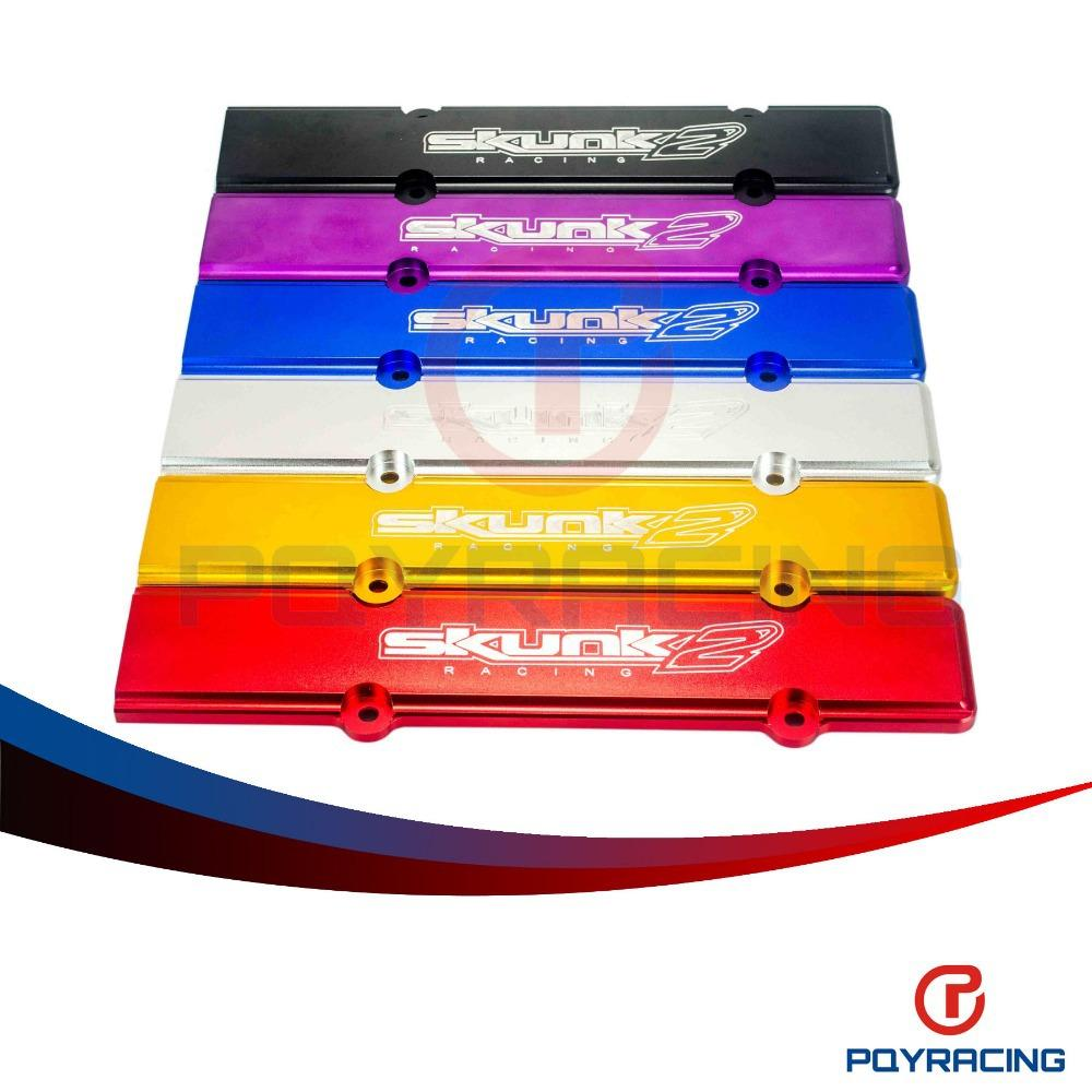2017 Pqy Store Anodize Engine Spark Plug Cover Wire Cover For ...