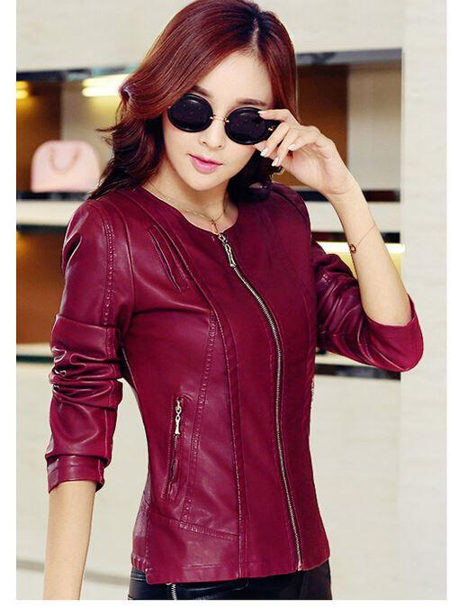 Cute Leather Jackets For Women | Jackets Review
