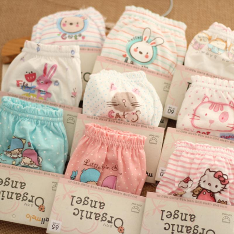 40f315d86e7c 2019 100% Cotton Kids Underwear Baby Cotton Underwear Girls Panties Girls  Underwear Pants Children Baby Girl Clothing From Yunrao, $1.19 | DHgate.Com