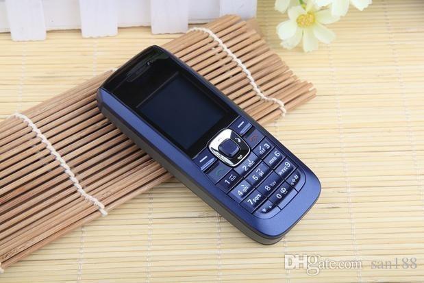 Barre de téléphones débloqués FM carte SIM stand par 1,36 pouces 2610 téléphone portable avec réseau FM radio 2G appelé avec boîte