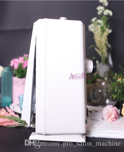 Operação fácil facial nova da máquina do diagnóstico do analisador do varredor da pele do Portable de Boxtype