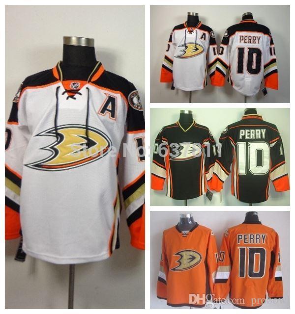 2014 Stadium Series Anaheim Ducks Hockey Jerseys  10 Corey Perry ... 2575dfc3c