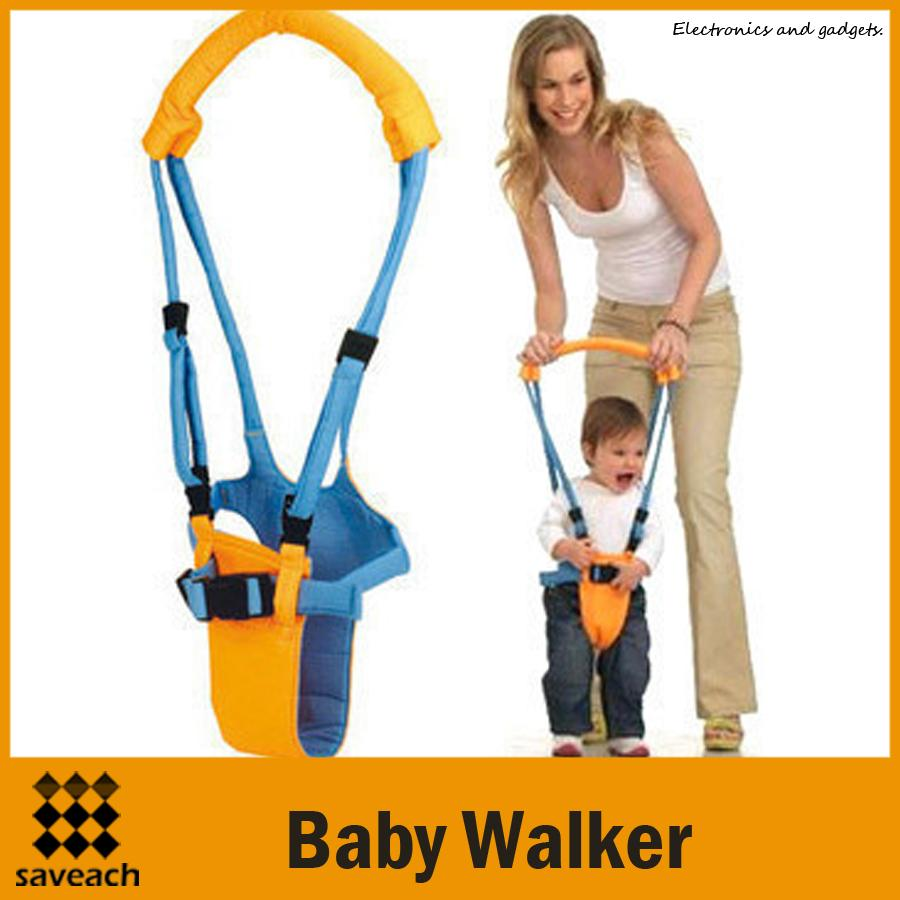 New Arrival Baby Walker Infant Toddler Child Safety Harness Assistant Walk Learning Walking Baby Carrier Free Shipping