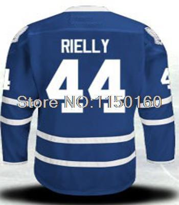 Factory Outlet, 2014 Cheap Blue #44 Morgan Rielly Jerseys Top Quality Morgan Rielly Jerseys Wholesale Online Sale,Low Price