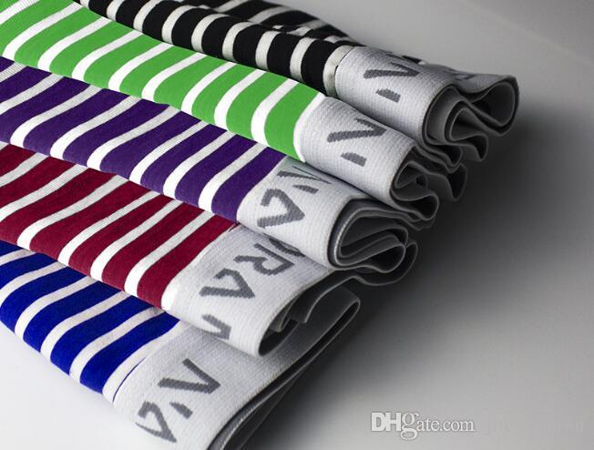 Großhandels-4 / Los Unterwäsche-Boxer-Marken-Mann-Boxer-kurze Hosen Modal Unterwäsche-männliche gestreifte Unterhose-reizvolle Marken-Kleidung