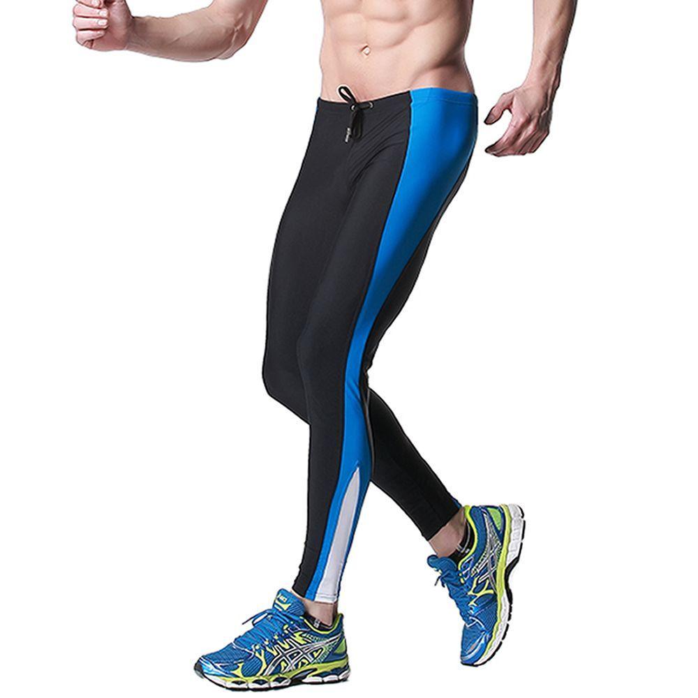 0c1ba06a384 Mens Long Swimming Trunks Professional Desmiit Swimwear Tights Compression  Gym Shorts Pants Sunga Male Bathing Sport Suit Wear Men S Swim Briefs Men  ...