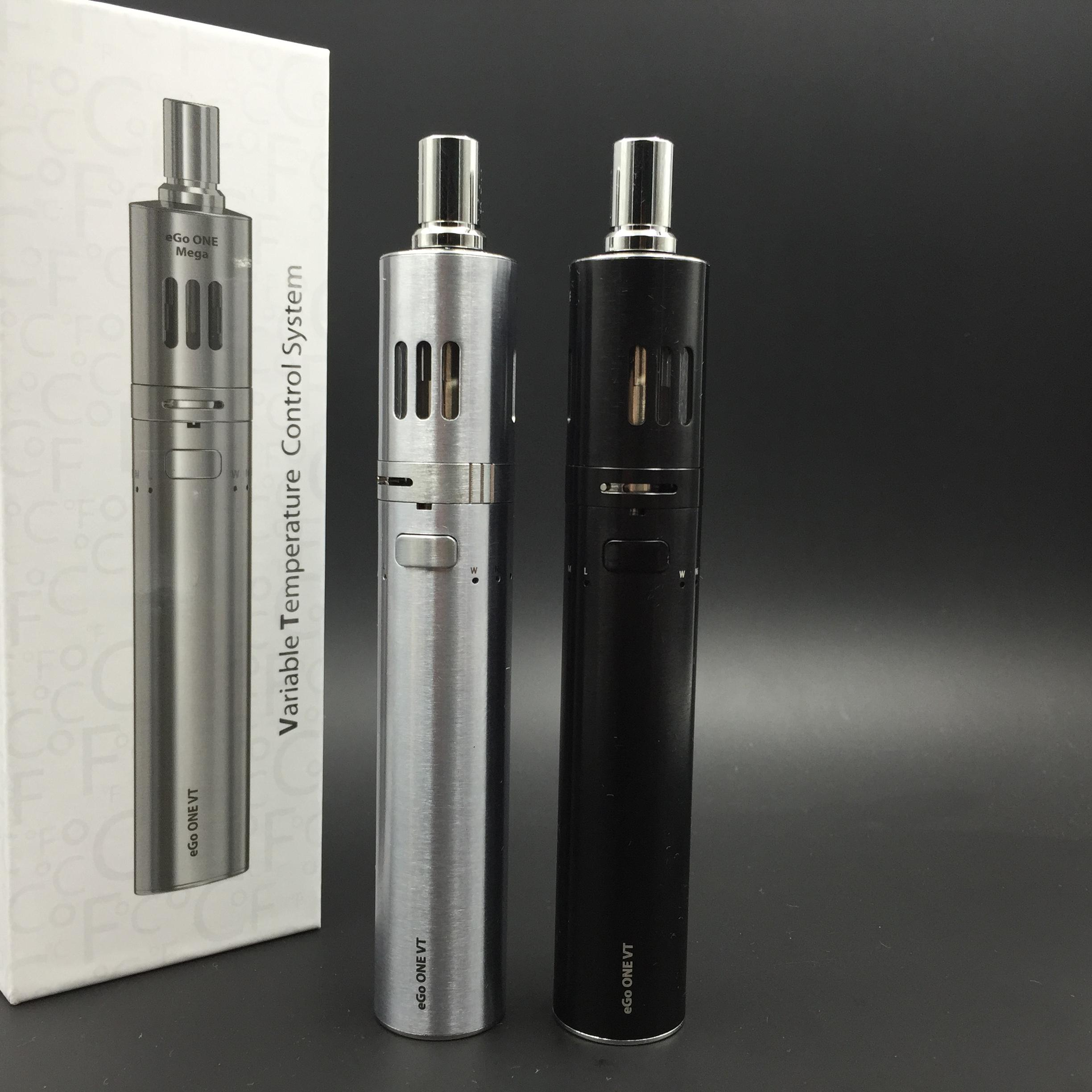 Original Joyetech eGo One VT Kit Joyetech Temperature Control Vape Pen Kit vs Kanger Subvod Kit