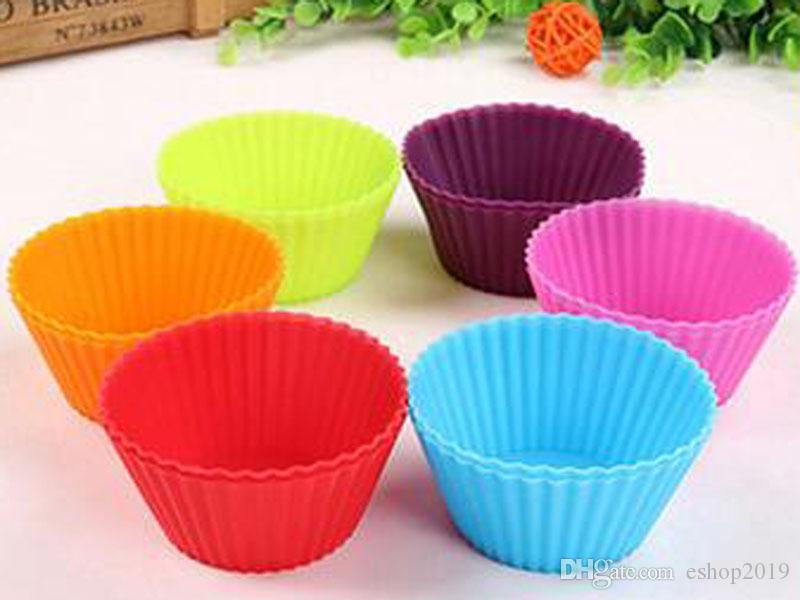 Color Cake Mold Cup Assorted 20 Design Muffin Cupake Mould Case Paper Baking Cup Liners Mould Cake Decoration De Cupcake Dicas Cupcake From Eshop2019