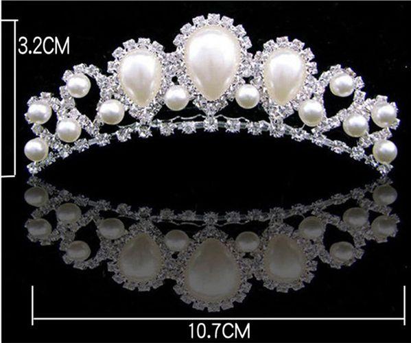 Головной убор невесты свадебный головной убор головной убор невесты мода свадебный High-drade алмазный орнамент головной убор горячая свадьба элегантный ювелирный орнамент