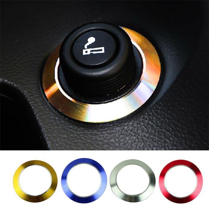 Stylish 2015 New Car Accessories Cigarette Lighter Decorated Car ...